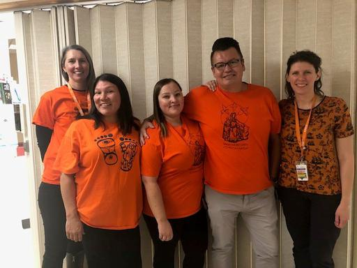 September 30th is Orange Shirt Day